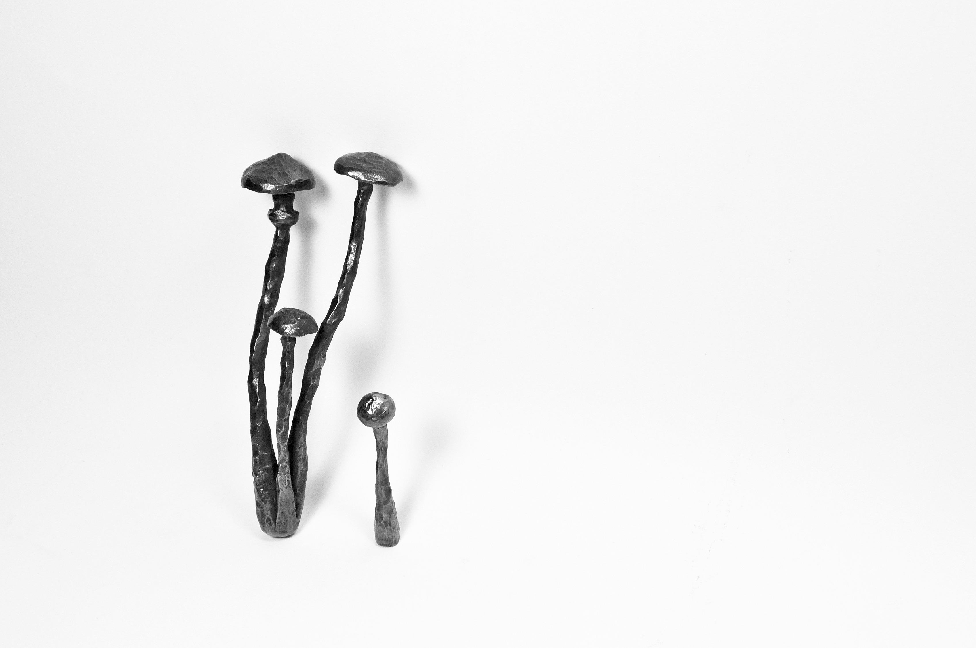 forged mushrooms