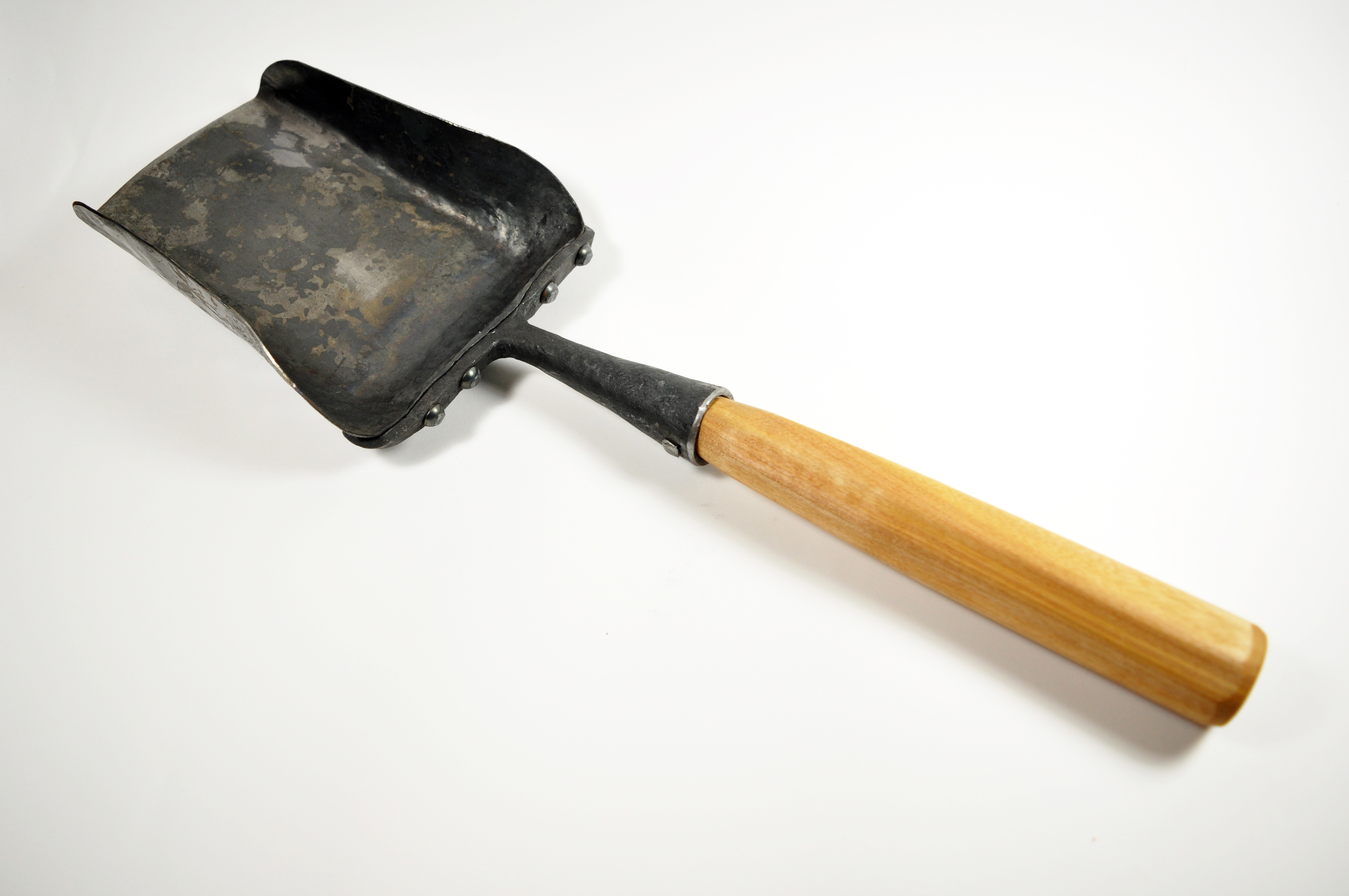 Hand Forged Fireplace Shovel